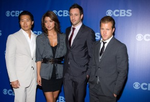 Daniel Dae Kim, Grace Park, Alex O'Loughlin and Scott Caan