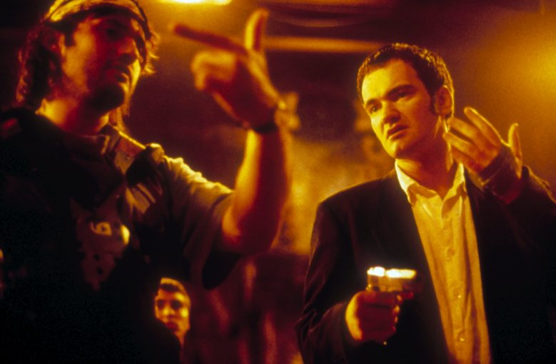 No Merchandising. Editorial Use Only. No Book Cover Usage.Mandatory Credit: Photo by Moviestore/REX/Shutterstock (1583878a) From Dusk Till Dawn (On Set) Film and Television