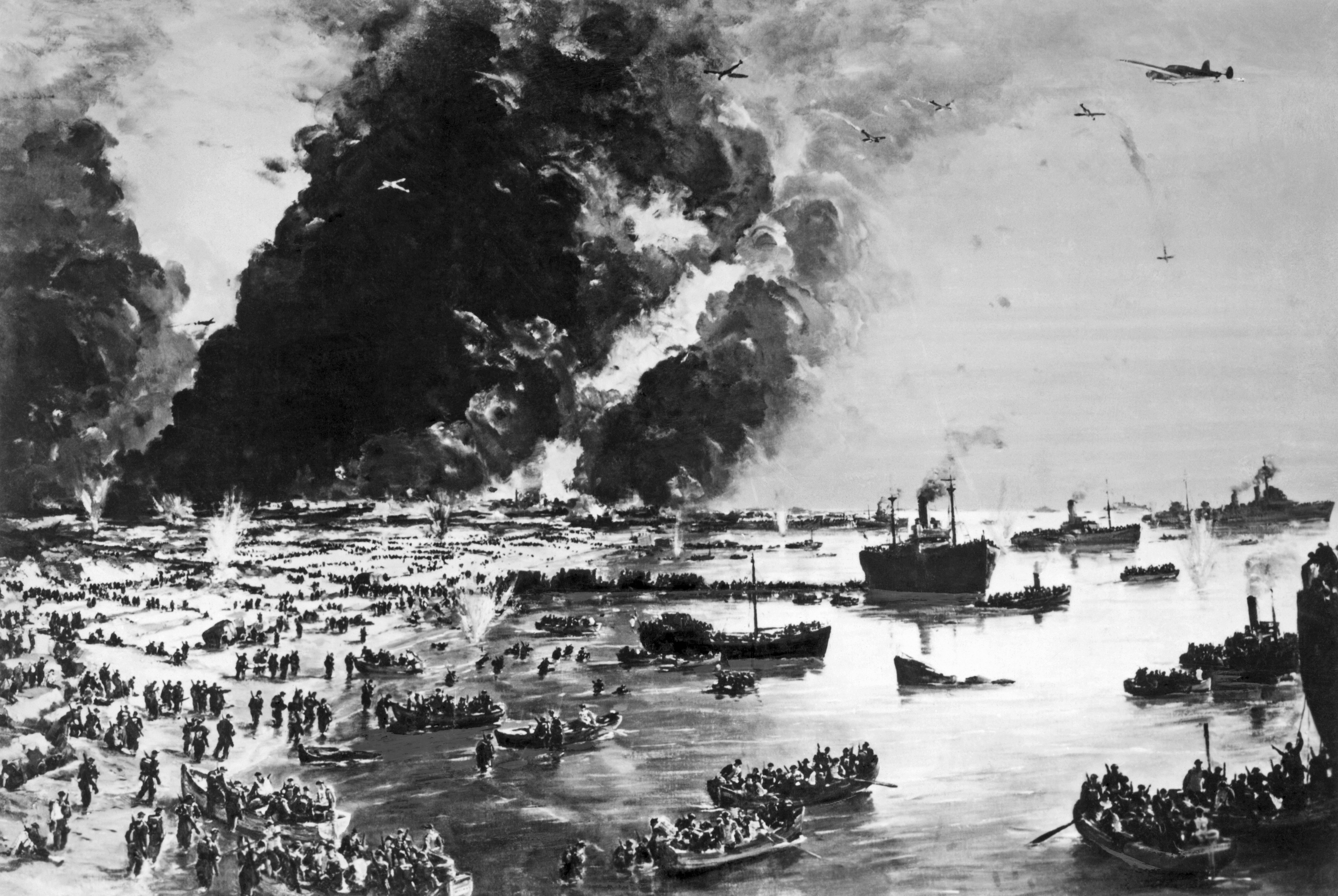 Box Stock Project >> Dunkirk Evacuation: Real Life Photos From the 1940 Battle | IndieWire