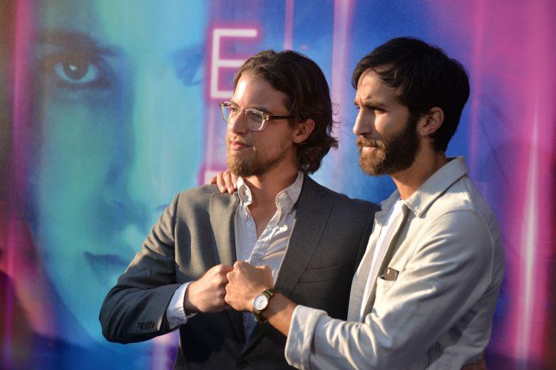Henry Joost, Ariel Schulman'Nerve' film premiere, New York, USA - 12 Jul 2016