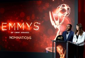 Anthony Anderson and Lauren GrahamPrimetime Emmy Nominations, Los Angeles, USA - 14 Jul 2016