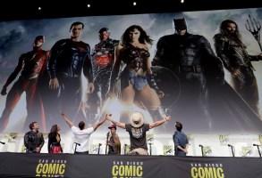 Warner Bros. panelWarner Bros. Presentation panel, Comic-Con International, San Diego, USA - 23 Jul 2016