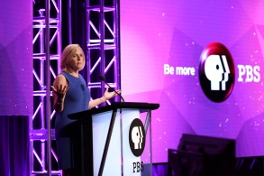 Paula Kerger, President and CEOPBS Executive Session Panel at the TCA Summer Press Tour, Day 1, Los Angeles, USA - 28 Jul 2016