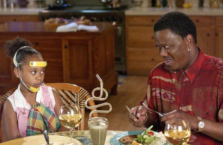 No Merchandising. Editorial Use Only. No Book Cover Usage.Mandatory Credit: Photo by Wilmore/20th Century Fox TV/REX/Shutterstock (5879429f)Dee Dee Davis, Bernie MacThe Bernie Mac Show - 2001Wilmore Films / 20th Century Fox TelevisionTelevisionTv Classics
