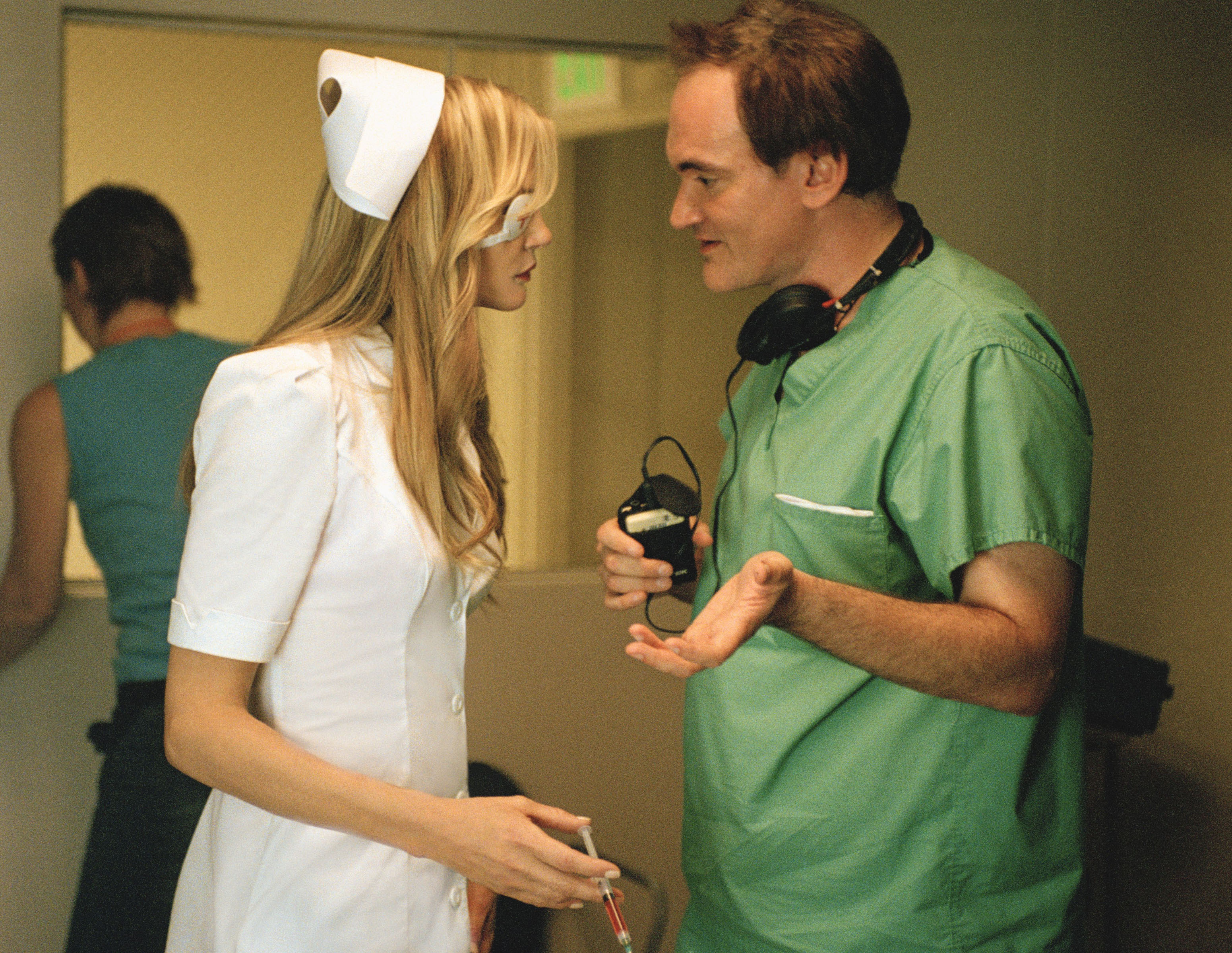 Quentin Tarantino Takes a Radical Career Turn with Manson