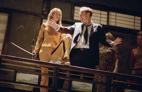 Uma Thurman Quentin Tarantino Kill Bill