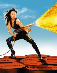 "Lucy Liu, ""Charlie's Angels: Full Throttle"""