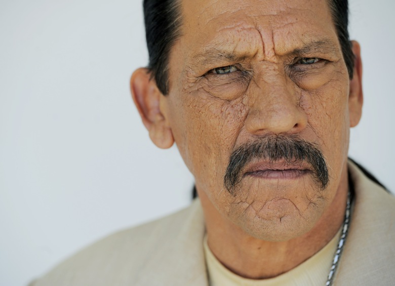 "Danny Trejo Actor Danny Trejo, a cast member in the film ""Machete,"" poses for a portrait in Los AngelesMachete Portraits, Los Angeles, USA"