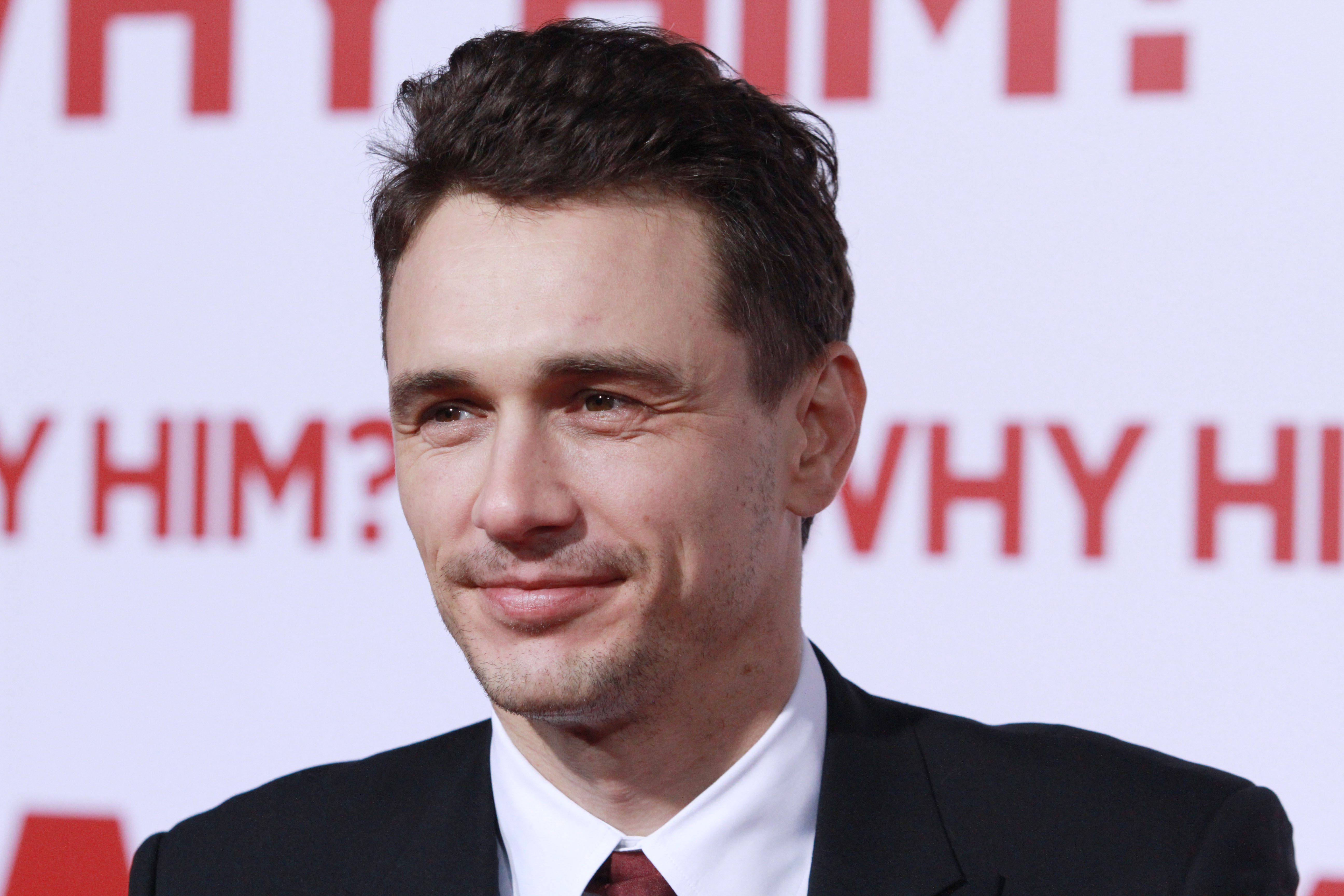 Twitter Calls Out James Franco's Shady Past in Wake of Time's Up