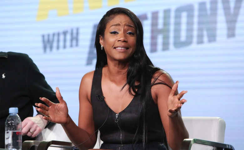 Tiffany Haddish Animal Planet's 'Animal Nation' Panel, TCA Winter Press Tour, Los Angeles, USA - 14 Jan 2017