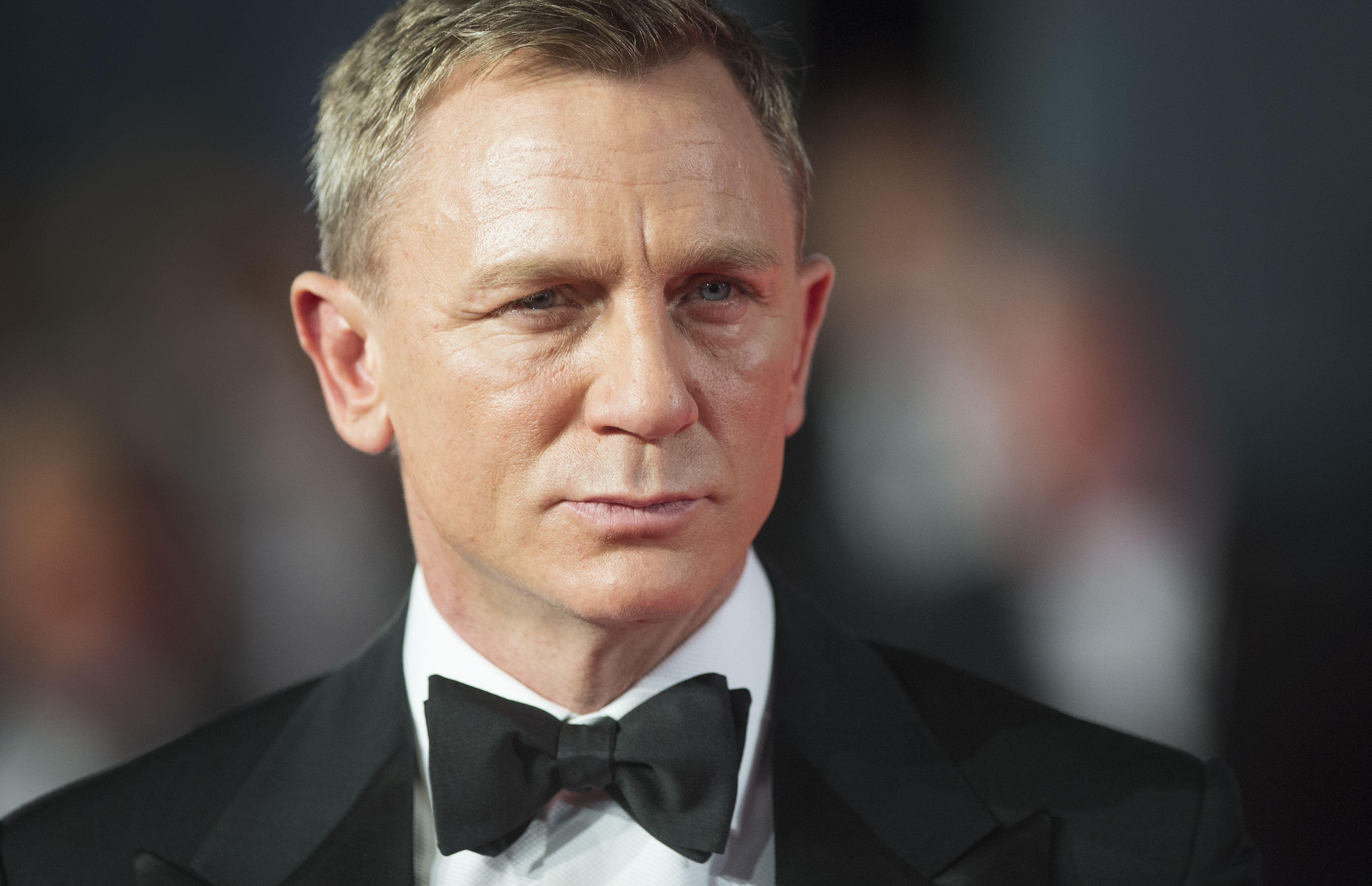 James Bond Nachfolger Daniel Craig