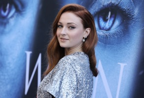 "Sophie Turner, ""Game of Thrones"" Season 7 premiere event"