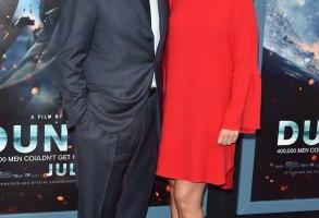 Christopher Nolan and Emma Thomas'Dunkirk' film premiere, Arrivals, New York, USA - 18 Jul 2017
