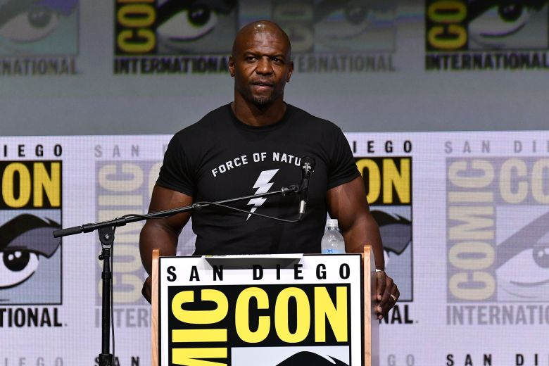 Terry Crews 'Death Note' film panel, Comic-Con International, San Diego, USA - 20 Jul 2017