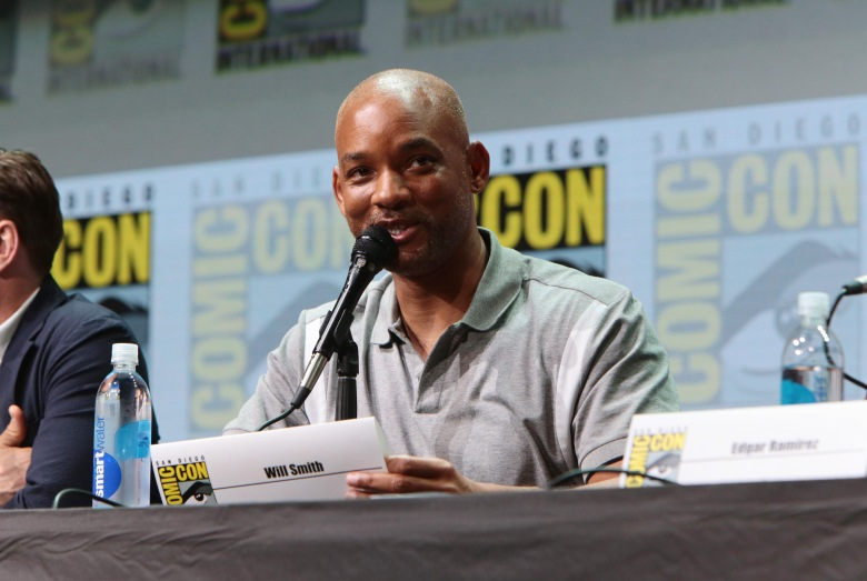 Will SmithNetflix Original Film Panel: Bright at 2017 Comic-Con, San Diego, USA - 20 Jul 2017