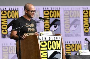 Damon Lindelof'Twin Peaks' TV show panel, Comic-Con International, San Diego, USA - 21 Jul 2017