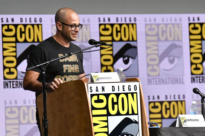 Damon Lindelof'Twin Peaks' TV show panel, Comic-Con International, San Diego, USA - 21 Jul 2017