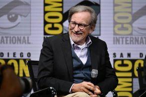Steven SpielbergWarner Bros. Pictures panel, Comic-Con International, San Diego, USA - 22 Jul 2017