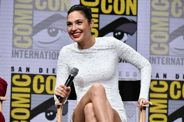 Gal GadotWarner Bros. Pictures panel, Comic-Con International, San Diego, USA - 22 Jul 2017
