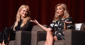Nicole Kidman and Reese Witherspoon'Big Little Lies' TV show screening, Panel, Los Angeles, USA - 25 Jul 2017
