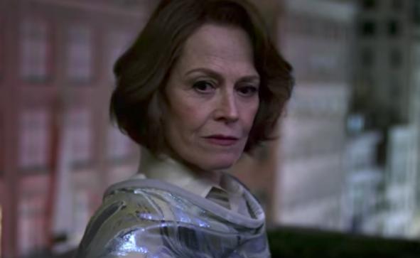 Sigourney Weaver the defenders netflix marvel