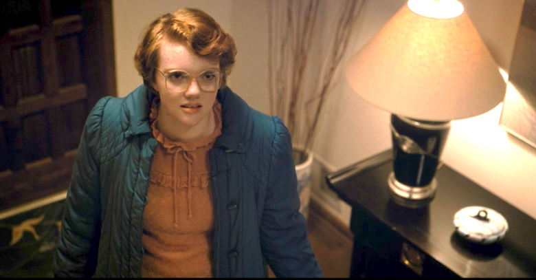 "Shannon Purser as Barb, ""Stranger Things"""