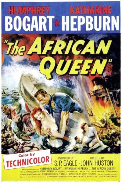 """""""The African Queen"""" (1951)"""