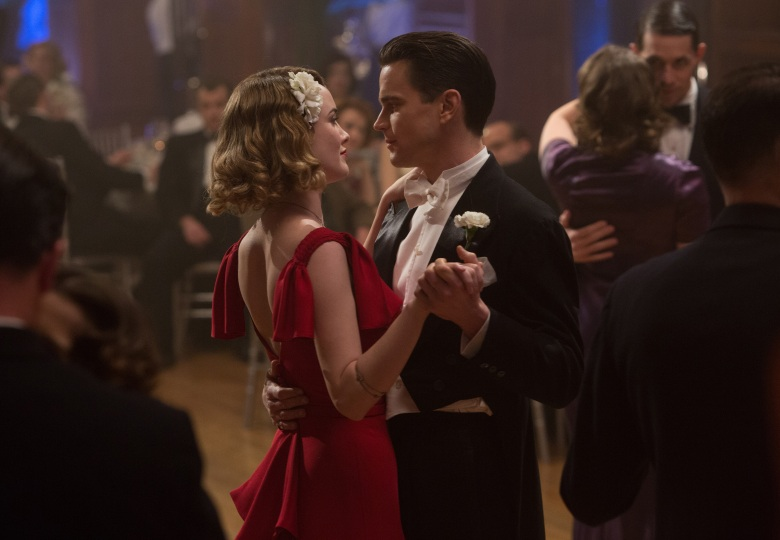 """The Last Tycoon"" Amazon Matt Bomer"