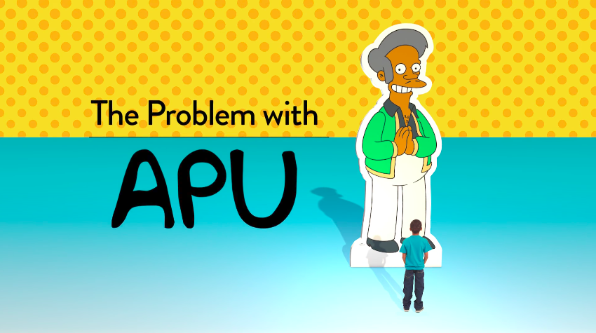 TruTV's Upcoming Comedic Documentary THE PROBLEM WITH APU