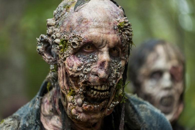 Walker- The Walking Dead _ Season 7, Episode 15 - Photo Credit: Gene Page/AMC