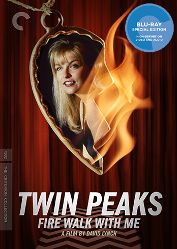 Twin Peaks Fire Walk With Me Criterion