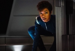 "Sonequa Martin-Green, ""Star Trek Discovery"""