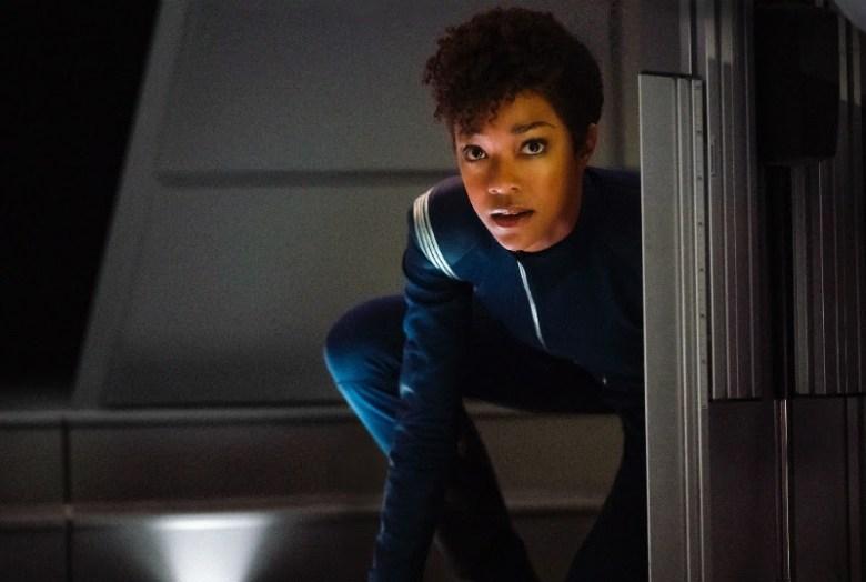 Sonequa Martin-Green, "Star Trek Discovery"