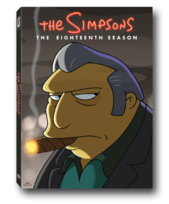 the simpsons will return to releasing dvds after a three year