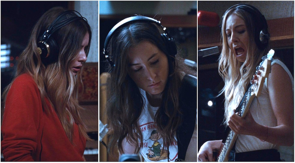 Paul Thomas Anderson and Haim?s ?Valentine? Short Film is 14 Minutes of 35mm Heaven ? Watch