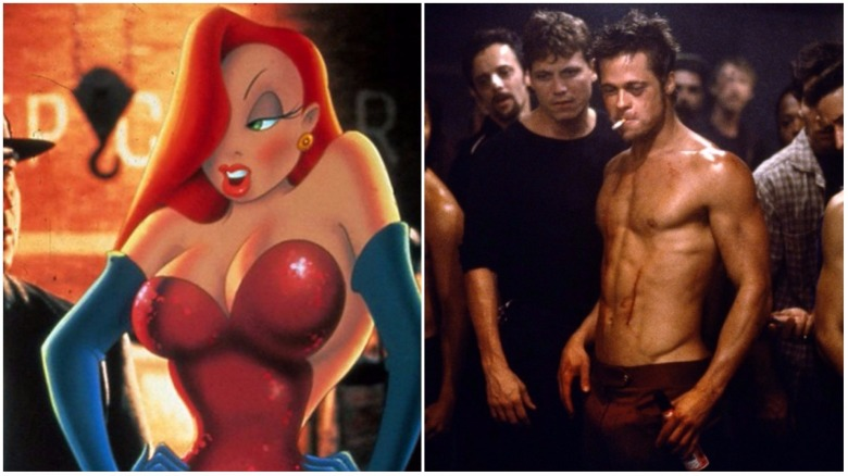queer films you didn't know were queer lgbt fight club jessica rabbit
