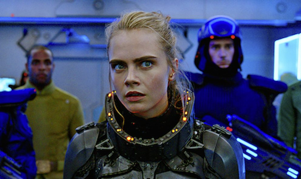 Review: 'Valerian and the City of a Thousand Planets' Is Like 'Star Wars' on Crystal Meth, and It's Almost Crazy Enough to Work