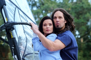 Wet Hot American Summer: 10 Years Later Marguerite Moreau Paul Rudd