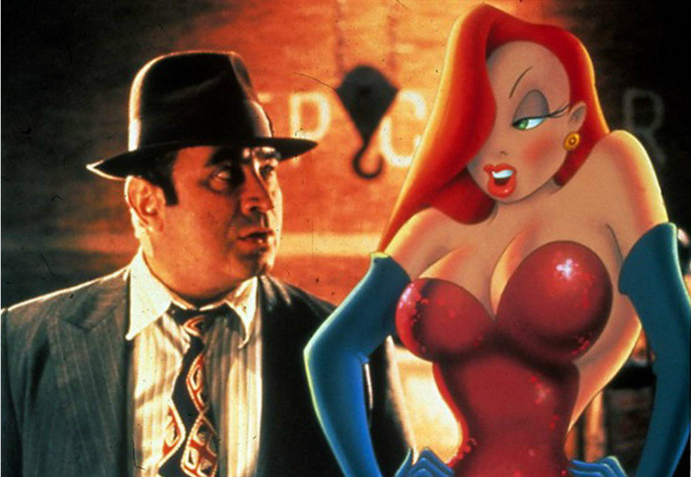 jessica rabbit who framed roger rabbit queer gay