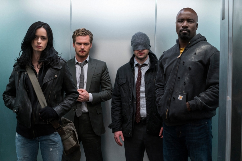 Image result for marvel defenders