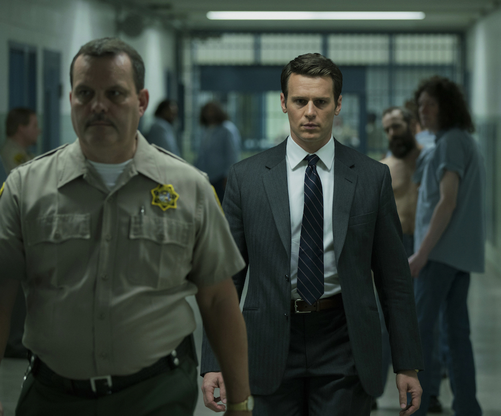 'Mindhunter': David Fincher and Editor Kirk Baxter's Dance of Death
