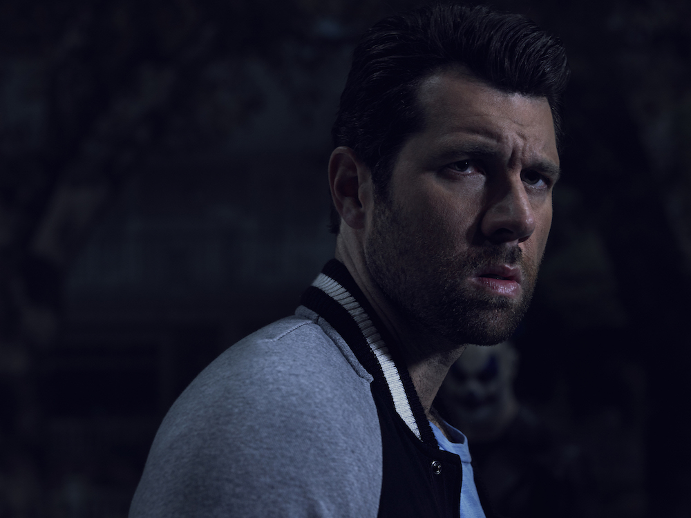 AMERICAN HORROR STORY: CULT -- Pictured: Billy Eichner as Harrison Wilton