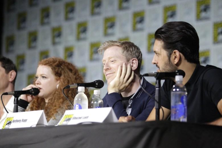 Star Trek Discovery Comic-Con Anthony Rapp
