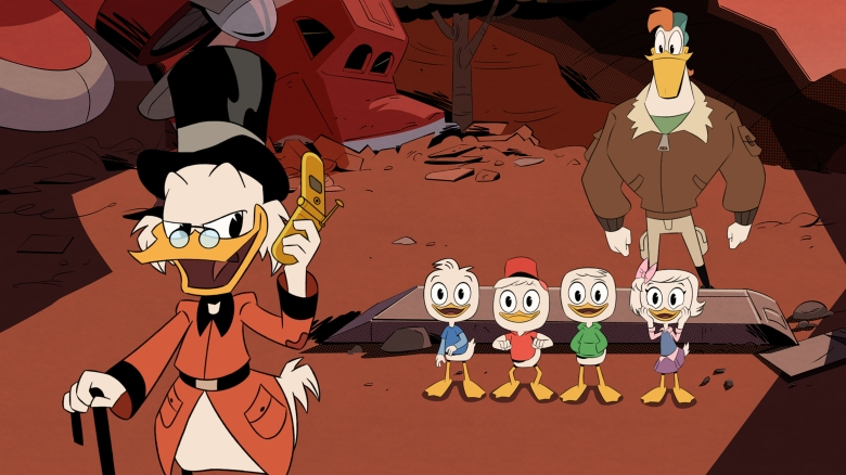 DuckTales Review: Adventure-Filled Reboot Is All It's