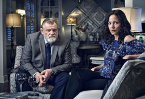 Mr Mercedes Season 1 Brendan Gleeson Mary-Louise Parker