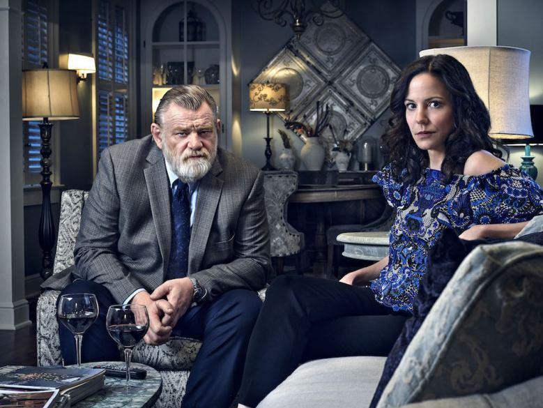 Mr Mercedes Season 1 Brendan Gleeson Mary-Louise Parker