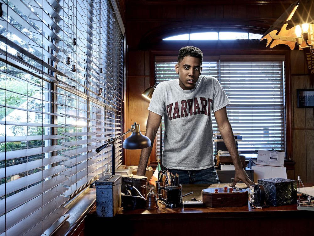 Mr. Mercedes Season 1 Jharrel Jerome