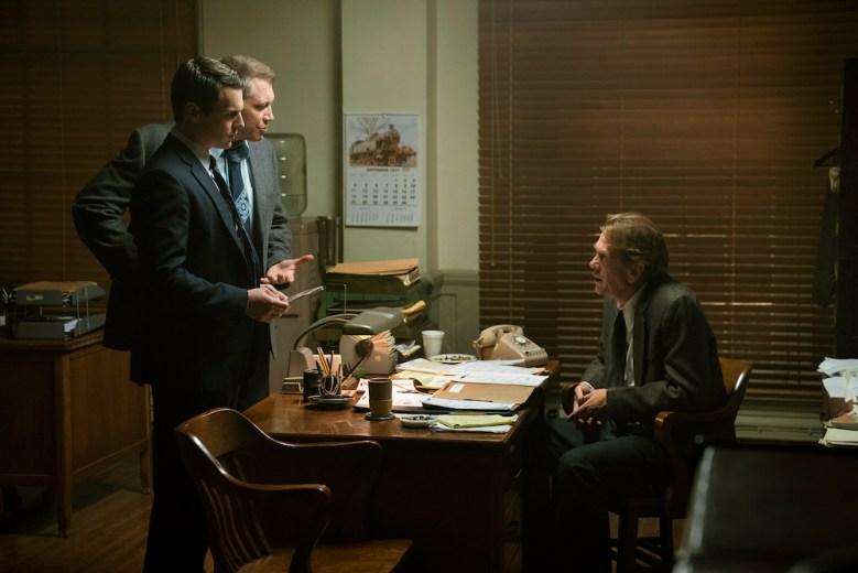 MINDHUNTER Episode 8 Netflix Jonathan Groff, Holt McCallany