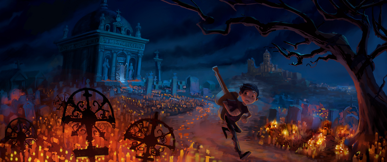 COCO - Concept art by Armand Baltazar and John Nevarez. ©2017 Disney•Pixar. All Rights Reserved.