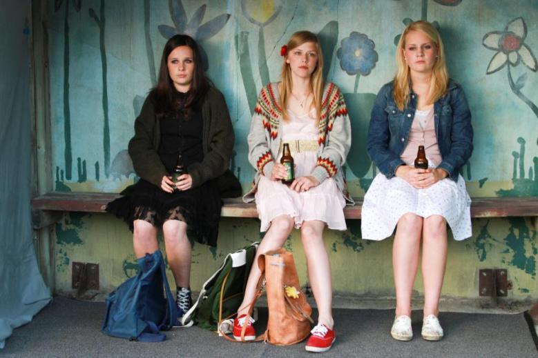 TURN ME ON, DAMMIT!, (aka TURN ME ON, GODDAMMIT, aka FA MEG PA, FOR FAEN), from left: Malin Bjorhovde, Helene Bergsholm, Beate Stofring, 2011. ph: Tania Nyberg/©Sandrew Metronome Norge